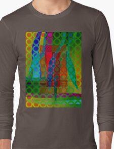 Green Garden Long Sleeve T-Shirt