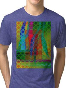 Green Garden Tri-blend T-Shirt