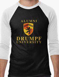 Drumpf University Alumni Men's Baseball ¾ T-Shirt