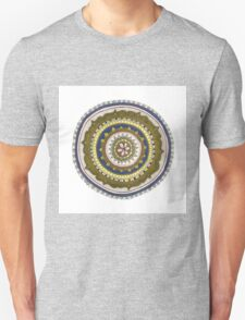 green and blue mandala T-Shirt