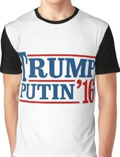 Trump Putin 2016 Graphic T-Shirt