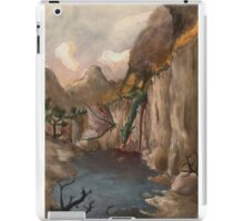 Dragon Fight iPad Case/Skin