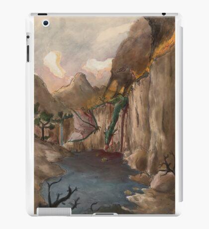 Dragon Fight iPad Case/Skin
