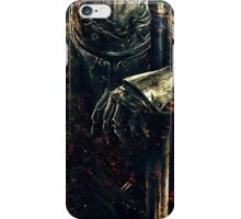Dark Souls 2 Warrior iPhone Case/Skin