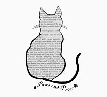 Cats and Jane Eyre Unisex T-Shirt