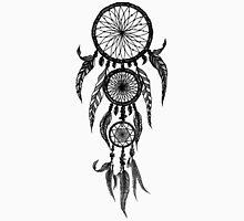 Dreamcatcher, ornate spiritual design Unisex T-Shirt