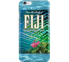 FIJI WATER // PHONE CASE iPhone Case/Skin