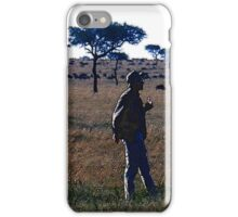 Out Of Africa iPhone Case/Skin
