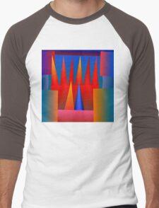 Jester Men's Baseball ¾ T-Shirt