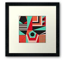 TribalII Framed Print