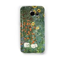Gustav Klimt - The Sunflower Samsung Galaxy Case/Skin