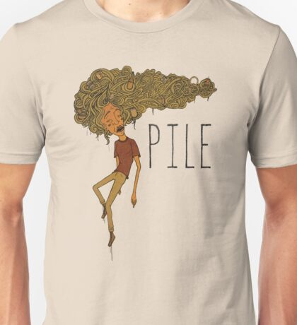 PILE @ Sweatshop Gallery Unisex T-Shirt