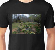 A Botanical Garden View Unisex T-Shirt