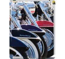 Bikes, Bikes, and more Bikes iPad Case/Skin