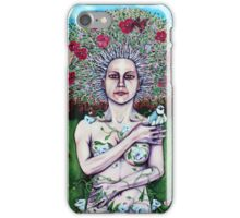 'A Portrait of Mother Nature' iPhone Case/Skin