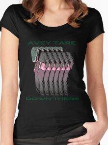 Original Avey Tare Women's Fitted Scoop T-Shirt