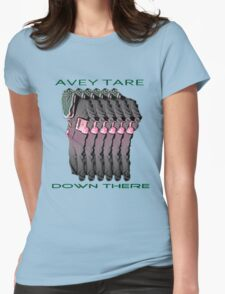 Original Avey Tare Womens Fitted T-Shirt