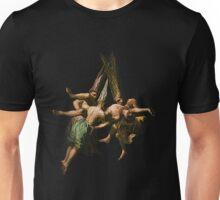 Witches' Flight - Francisco Goya Unisex T-Shirt