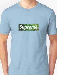 Supreme X Kush  Unisex T-Shirt