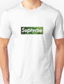 Supreme X Kush  T-Shirt