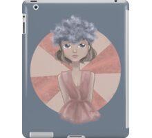 Flower Crown (Queenie II) iPad Case/Skin