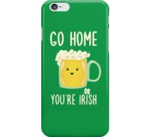 The unBEERable truth! iPhone Case/Skin