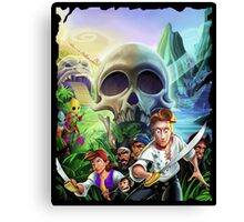 Monkey Island Special Edition Canvas Print