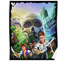 Monkey Island Special Edition Poster