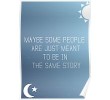 I'll Give You The Sun Quote Jandy Nelson Poster