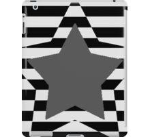 Patriotism in Shades of Grey iPad Case/Skin