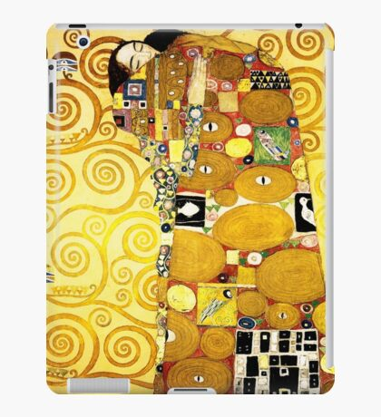 Gustav Klimt The Embrace iPad Case/Skin