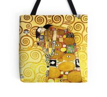 Gustav Klimt The Embrace Tote Bag