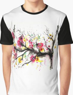 Spring Vibes Graphic T-Shirt