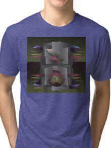 Gray Mantle Tri-blend T-Shirt