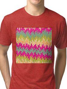 Ferocious Drips Tri-blend T-Shirt