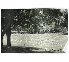 Freedom's Price Poster