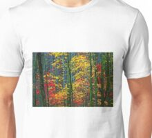 FOREST SPLENDOR Unisex T-Shirt