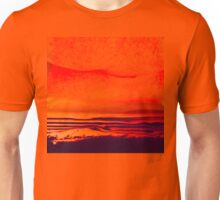 MISSION BAY SUNSET 102 Unisex T-Shirt