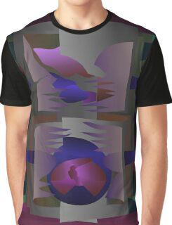 Purple Mantle Graphic T-Shirt