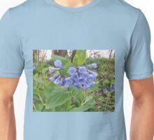 Virginia Bluebells Unisex T-Shirt