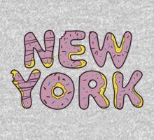 Sweet New York Kids Tee