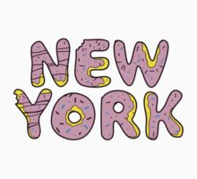 Sweet New York Kids Tee
