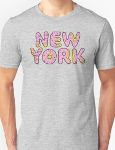 Sweet New York Unisex T-Shirt