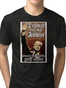 Herr Drumpf Tri-blend T-Shirt