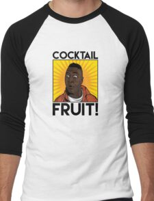 Cocktail.....FRUIT! Men's Baseball ¾ T-Shirt