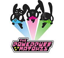 The Powerpuff Matokis Photographic Print