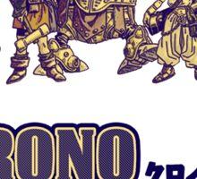 Chrono Sticker