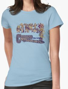 Chrono Womens Fitted T-Shirt