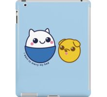 Finn and Jake iPad Case/Skin