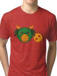 Little Shenron Tri-blend T-Shirt
